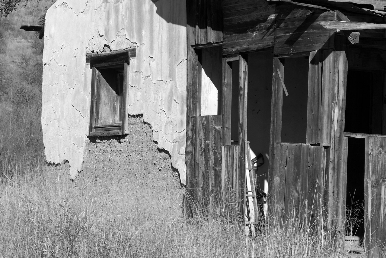 Miners home in Ruby, AZ