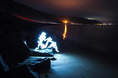 Mermaid on the Rocks