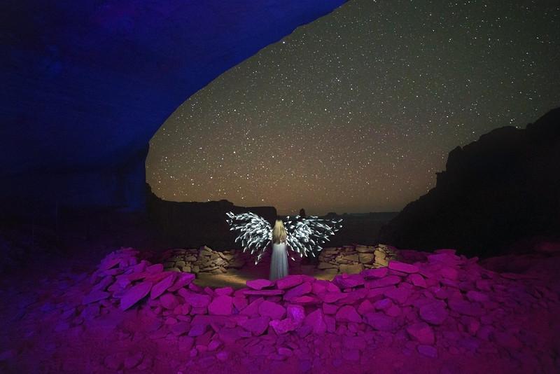False Kiva Angel