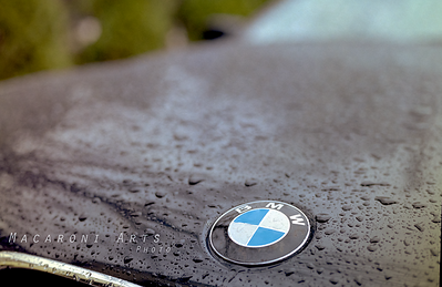BMW After the Rain