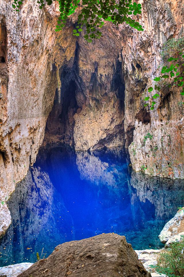 Chinhoyi Caves, Zimbabwe