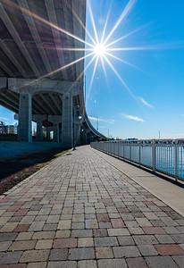 Belmar Bridge & Marina 11/8/16
