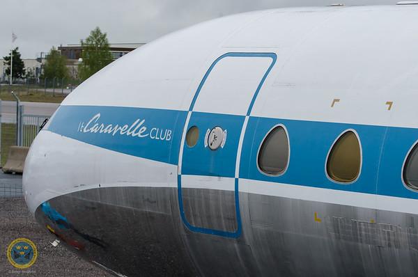 SE-DAI. Sud Aviation SE210 Caravelle