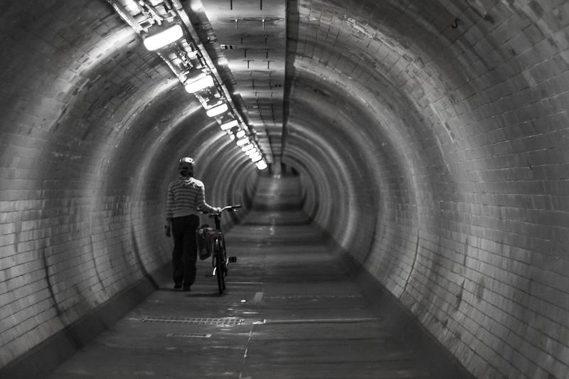 Greenwich Tunnel