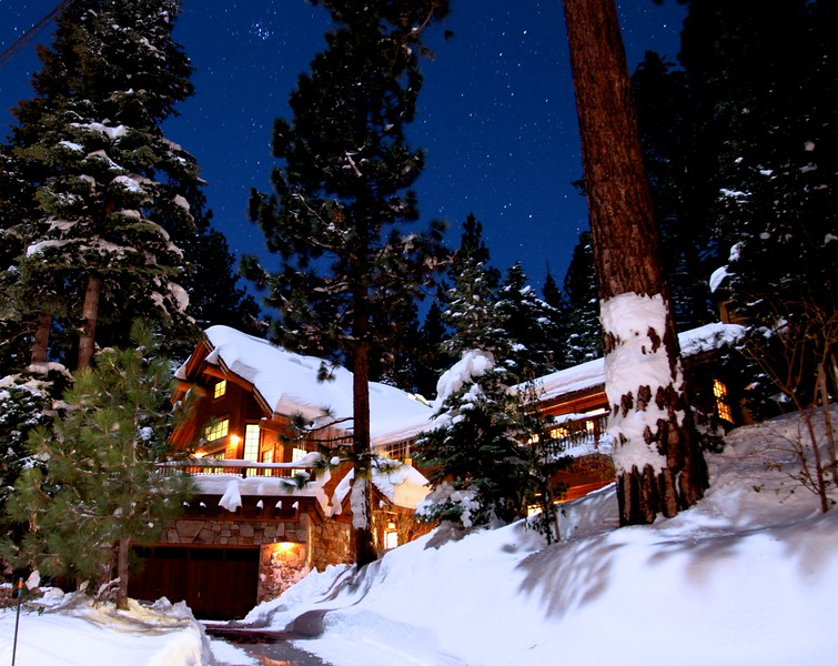 Sequoia house, Tahoe City