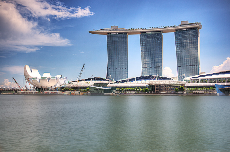 Sands Bay Sands, Singapore