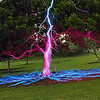 Lightning Bolt vs. Tree