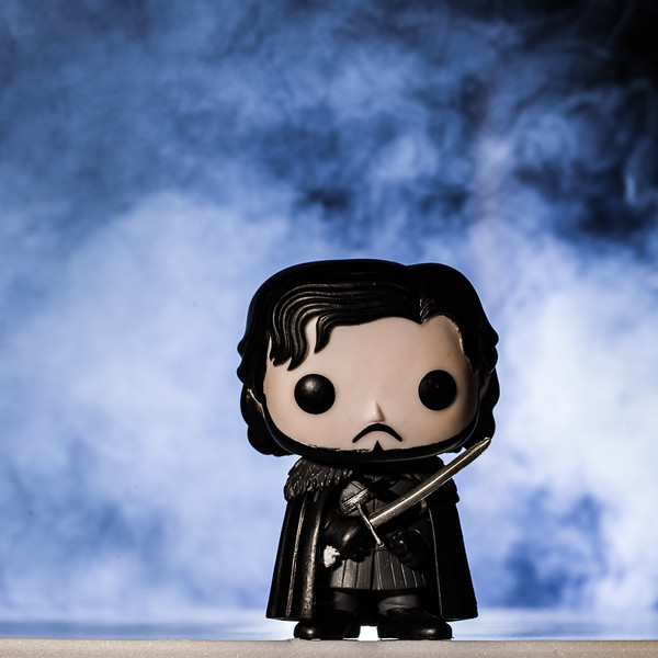Jon Snow in my kitchen...