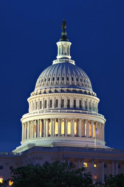 Capitol Dome Illumination