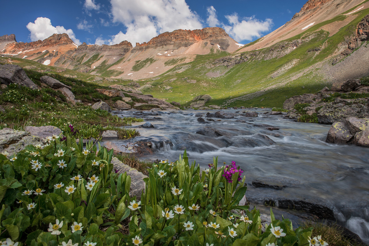 Ice Creek, Colorado