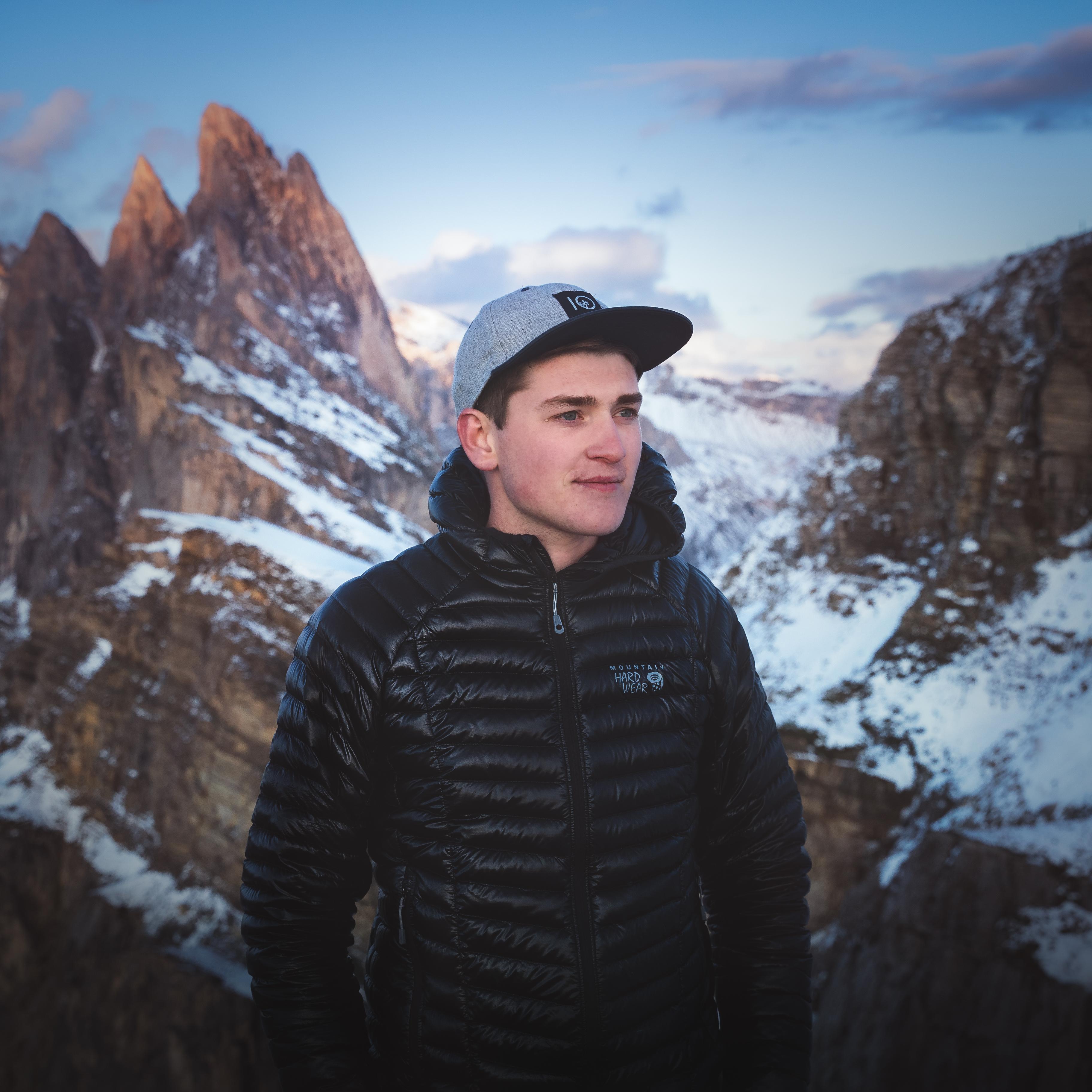 Andrew Studer Portrait