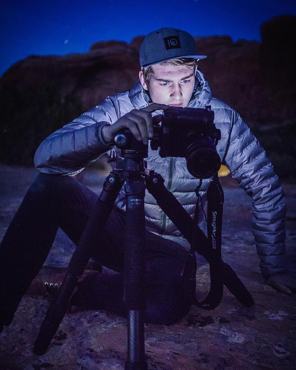Photographer Andrew Studer