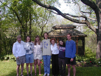 10th Reunion May 2000