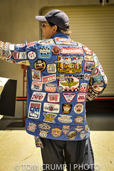 Indianapolis Motor speedway fan