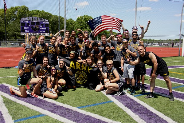 May 20 2016 MTHS Military Appreciation Day,  2nd Annual event ,with Metuchen HS
