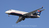 US Airways Express CRJ on final approach to Boston Logan, 1-16-09.