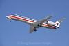American Eagle Regional Jet on final approach to Boston Logan, 2-6-09.