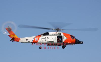 United States Coast Guard Jayhawk
