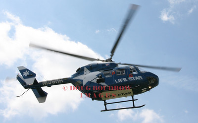 Hartford (Connecticut) Lifestar Eurocopter BK117