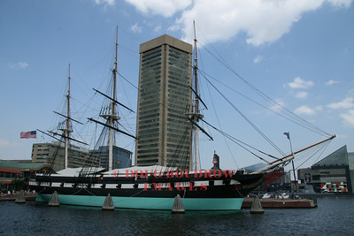 Baltimore, MD - USS Constellation, 7-21-07