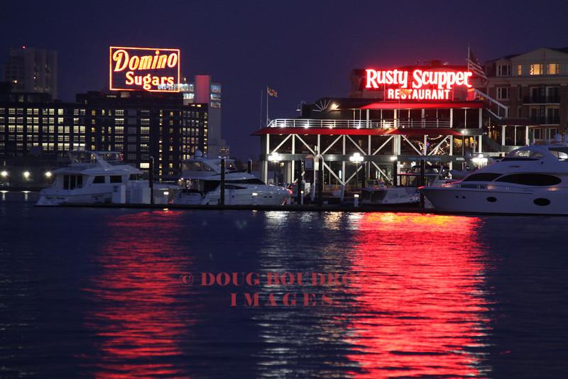 Baltimore, MD - Inner Harbor, 7-22-10