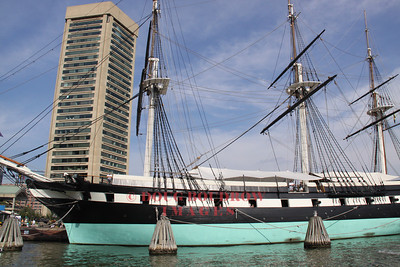 Baltimore, MD - USS Constellation, 7-22-10