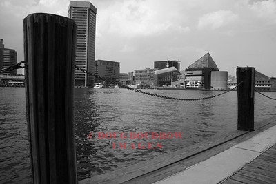 Baltimore, MD - Inner Harbor, 7-21-07