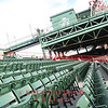 Boston, MA - The bleachers at Fenway Park, 4-16-09.