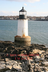 Fort Pickering Light - Salem, MA. First lit in 1871.