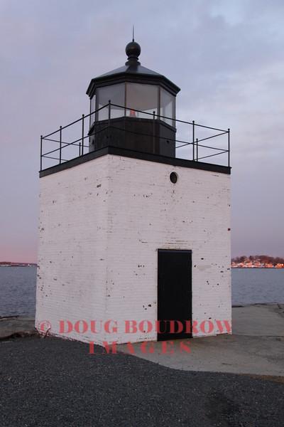 Derby Wharf Light - Salem, MA. First lit in 1871.