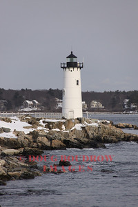 Portsmouth Harbor Light - Portsmouth, NH. First lit in 1878.