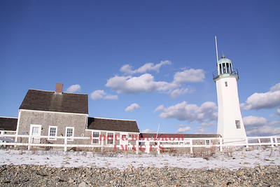 Scituate Light - Scituate, MA. First lit in 1811.