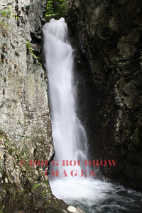 "Moultonborough, NH - Water fall at the base of  ""Castle in the Clouds,"" 7-11-09."