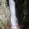 """Moultonborough, NH - Water fall at the base of  """"Castle in the Clouds,"""" 7-11-09."""