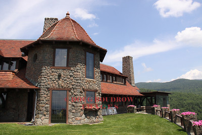 """Moultonborough, NH - """"Castle in the Clouds,"""" 7-11-09."""