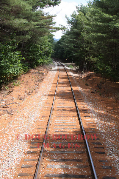 North Conway RR Tracks, 7-12-10