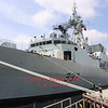 Canadian HMCS Fredericton, visiting 3-27-09.