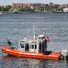 USCG Security Patrol