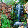 Chandor Gardens Waterfall