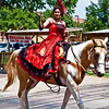 Stockyards Parade Cowboy Day 07-26-08