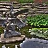 Ft. Worth Botanic Garden Scene