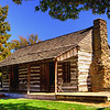 Grapevine Log Cabin