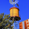 Windmill by the Blacksmith Shop GVRR