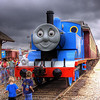 Thomas in HDR