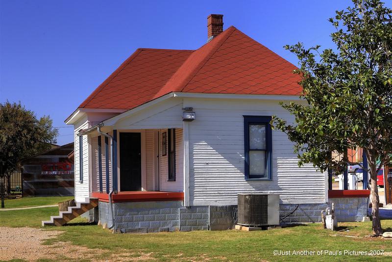 Foremans House GVRR