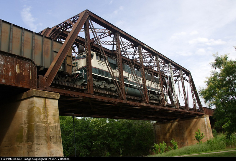 Tracks over the River, Wichita Falls TX
