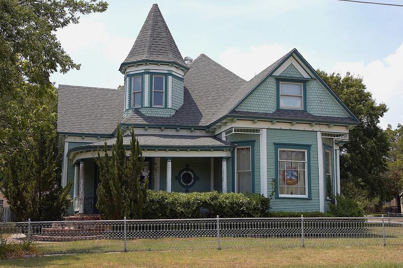 Vintage Home, Justin Texas