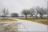 January 17 Snow in Texas Pictures