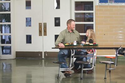 cafeteria dad