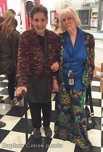 Kristina Olitski and Ann Sanfedele